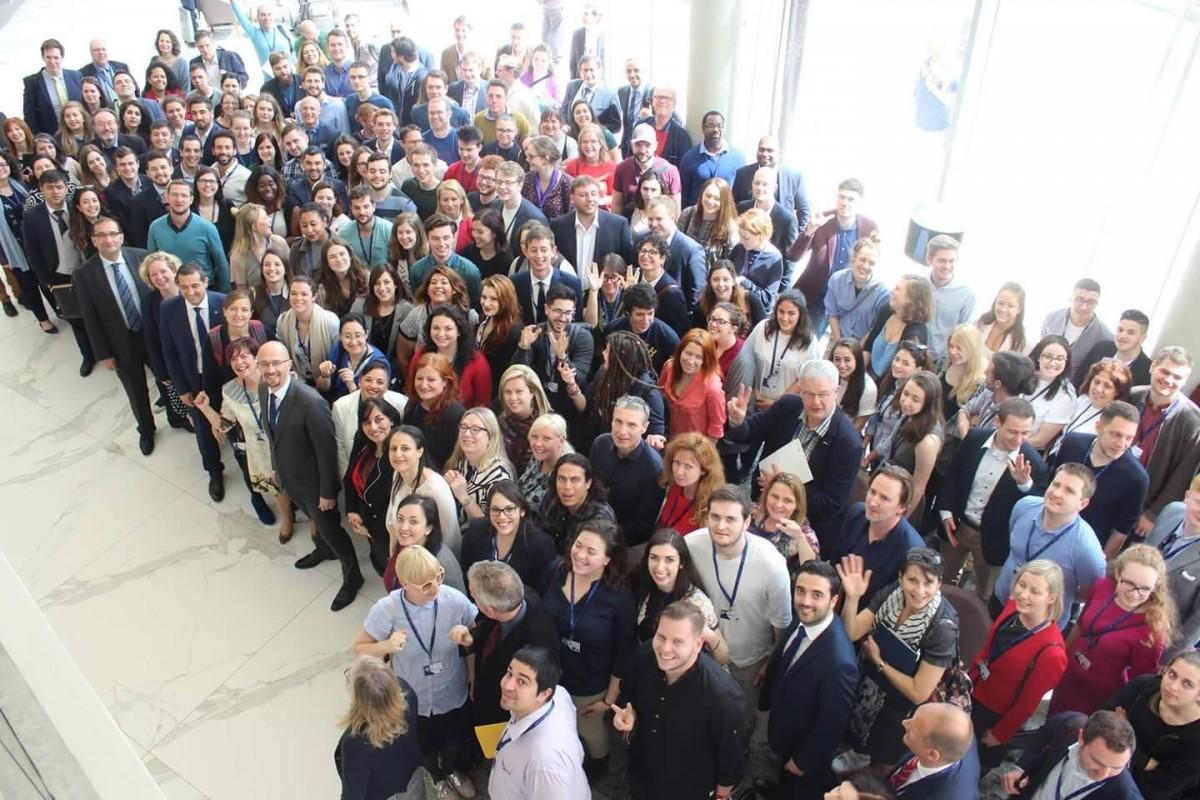 Η συμμετοχή του Συμβουλίου Νεολαίας Κύπρου στην Ευρωπαϊκή Σύνοδο Νεολαίας