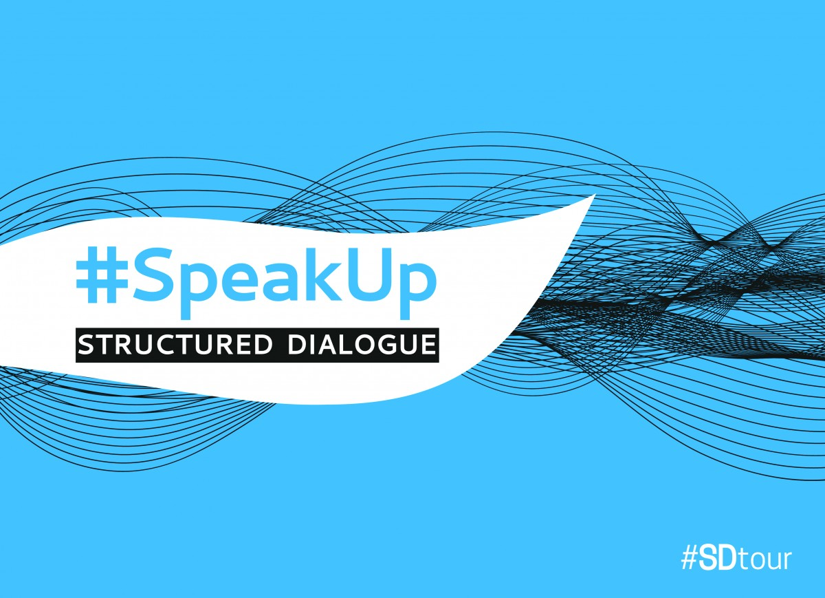 #SDtour | Take part in Structured Dialogue!